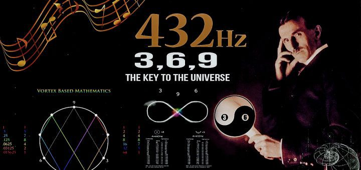 432 Hz – Unlocking The Magnificence Of The 3, 6 and 9, The Key To The Universe!