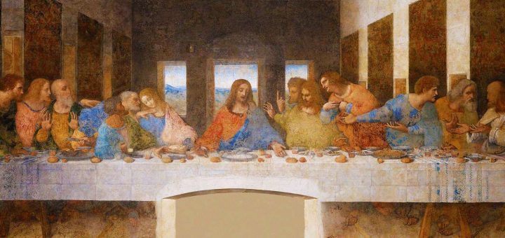 "Brilliant Hidden Messages – Leonardo Da Vinci's ""Last Supper"""