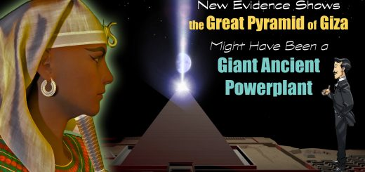 New Evidence Shows the Great Pyramid of Giza Might Have Been a Giant Ancient Power Plant