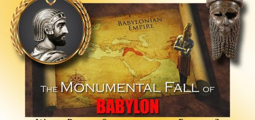 The Monumental Fall of Babylon: What Really Shattered the Empire?